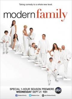 摩登家庭第三季剧照