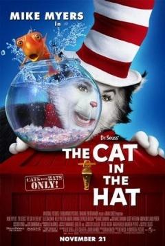 戴帽子的猫剧照