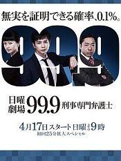 99.9:刑事专业律师 第一季